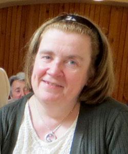 Tutor - Pamela Flanagan
